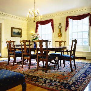 Apthorp House dining room